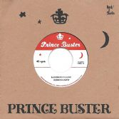 Prince Buster - High Blood Pressure / Derrick & Patsy - Raindrops Falling (Prince Buster) 7""